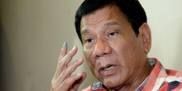 Rodrigo Duterte, 'el Donald Trump del Este', gana las presidenciales en