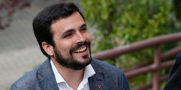 Alberto Garzón ocupará el número 5 en la lista por