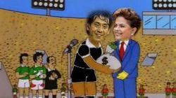 Montajes y parodias con el árbitro japonés del