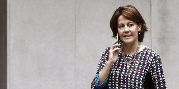 Barcina no descarta dimitir y convocar elecciones antes de que le presenten una moción de