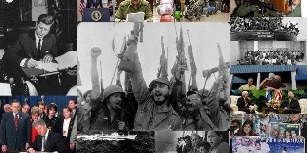 16 hitos en el desencuentro entre Cuba y