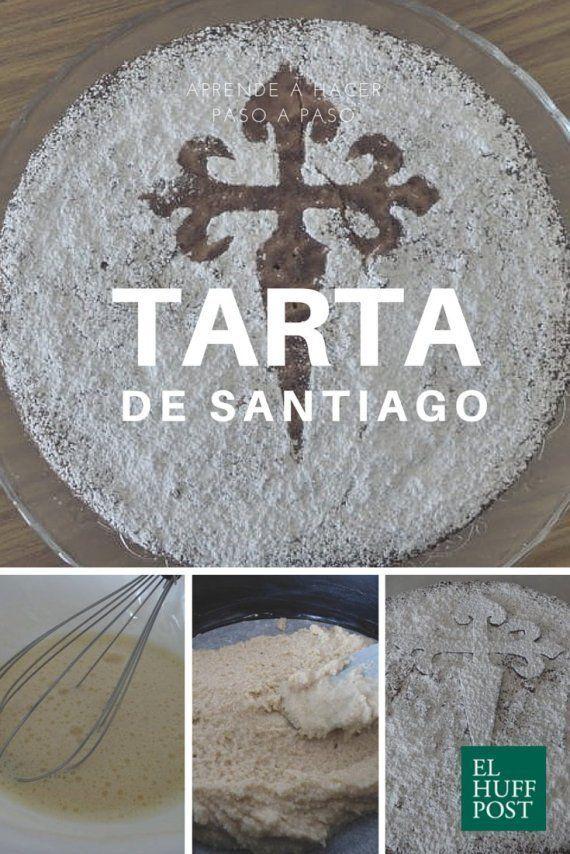 Aprende a cocinar una tarta de Santiago paso a paso