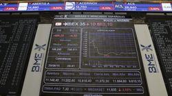 El Ibex-35 se desploma un 4,56% ante la situación de