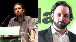 ENCUESTA: Vox o Podemos, ¿a cuál