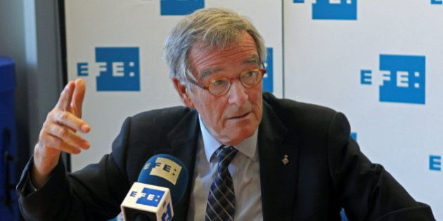 Xavier Trias, alcalde de Barcelona: