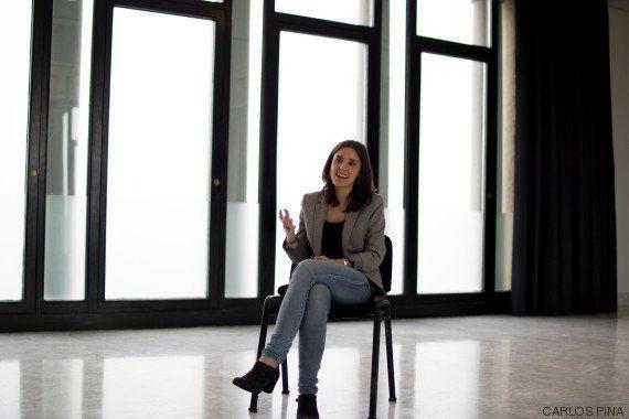 Entrevista a Irene Montero: