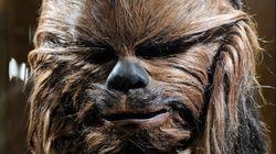 La cabeza de Chewbacca, vendida por 140.000