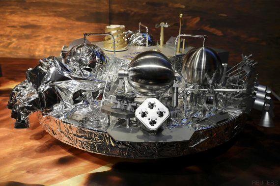 Un nuevo satélite europeo orbita Marte, pero no se sabe nada de