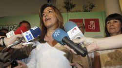 Susana Díaz se anota otro tanto en el marcador del