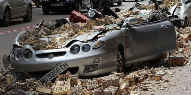 Las heridas de Lorca, aún sin cerrar cinco años después del terremoto