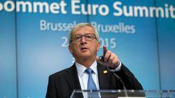 Un enfadado Juncker pide a los griegos que voten 'Sí' en el