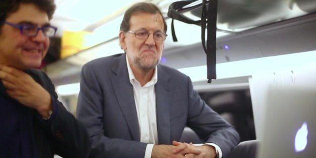 Los montajes más locos del vídeo de Rajoy celebrando la victoria de Gabriñe