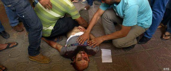 El Ejército egipcio niega que haya muertos tras los enfrentamientos con seguidores de