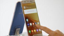 Samsung suspende las ventas del Galaxy Note 7 debido a explosiones en sus