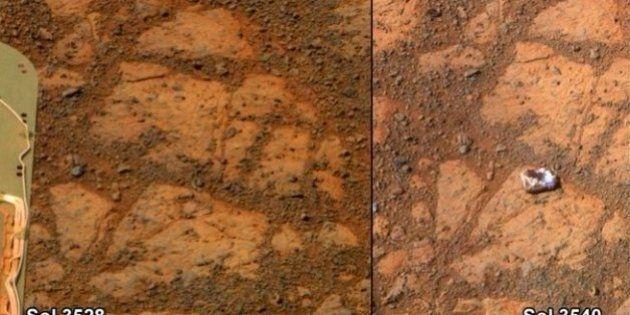 La NASA resuelve el misterio del 'donut de mermelada' hallado en