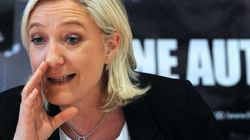 Sondeo: Le Pen, segunda fuerza en votos en Francia para la