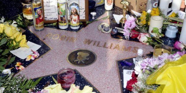 Robin Williams se suicidó con su propio cinturón