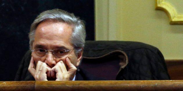 Gómez de la Serna se da de baja en el PP, que suspende el expediente