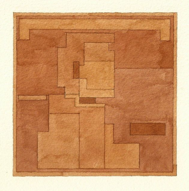 'Acuarelas a 8 bits': Las originales obras de Adam Lister