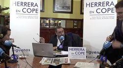 Bronca en directo entre Pablo Iglesias y Albert Rivera en la COPE
