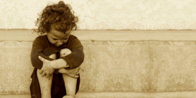 El 31,9% de los niños de España, en riesgo de pobreza o