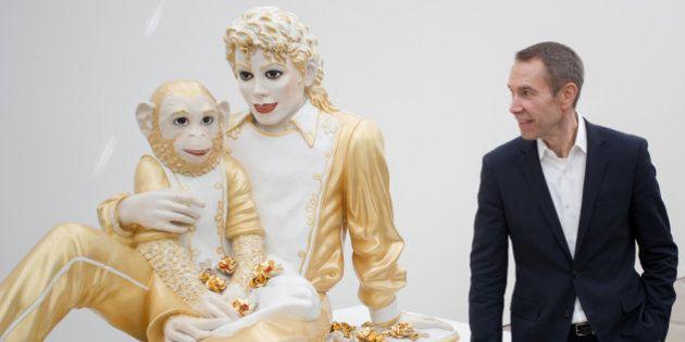 Los momentazos de Jeff Koons, el rey del (neo)