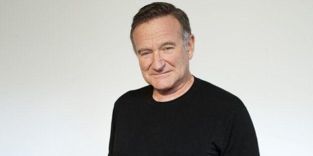 Robin Williams sufría