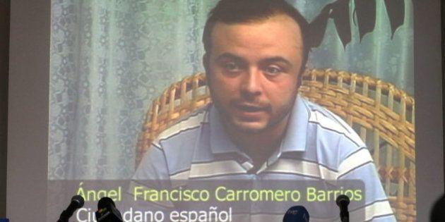 El español Ángel Carromero, acusado de homicidio por la muerte en accidente de tráfico de Oswaldo