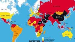 Los secuestros de periodistas se dispararon un 36,7% en