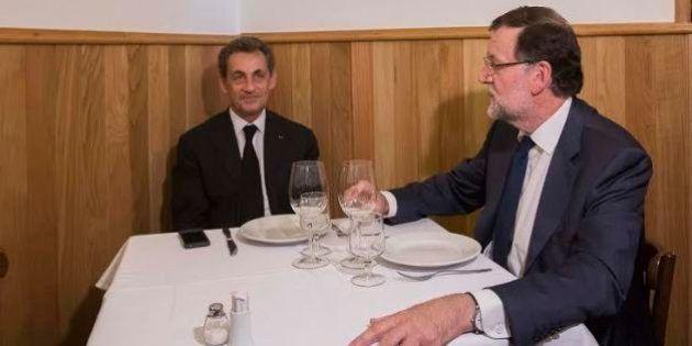 El cachondeo con la foto de Rajoy comiendo con