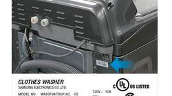 ¿Tienes una lavadora Samsung? Te interesa leer