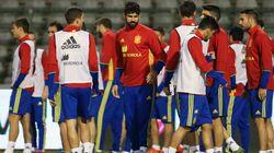 El Bélgica-España, suspendido por la amenaza