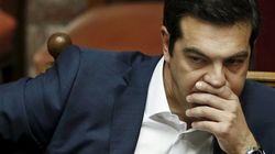 Tsipras califica de