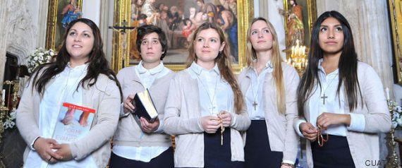 ¿Qué opinión tienen en la Iglesia del programa 'Quiero ser monja'?