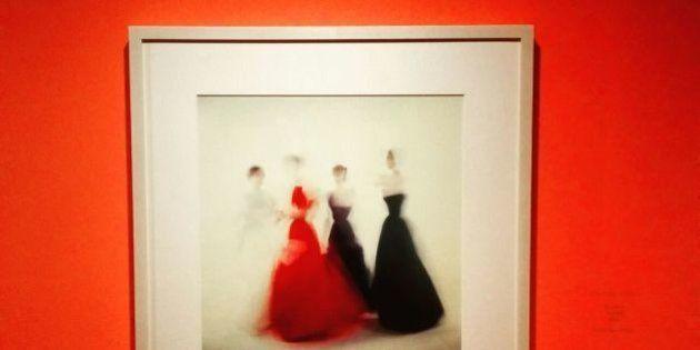 'Vogue: like a painting': moda y fotografía en el Thyssen, a través de