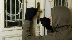 Los robos con fuerza en domicilios suben un 25% en