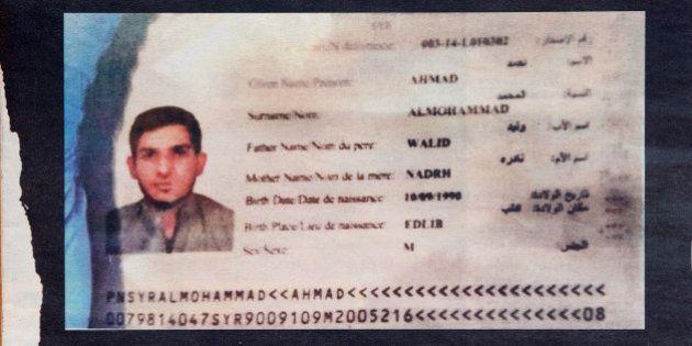 Detienen a un hombre en Serbia con el mismo pasaporte sirio que uno de los