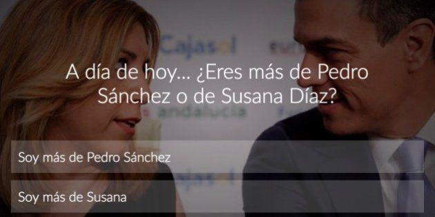 ENCUESTA: ¿Eres más de Pedro Sánchez o de Susana