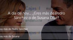 VOTA: ¿Eres más de Pedro Sánchez o de Susana