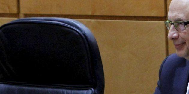 La Generalitat planta a Cristobal Montoro en el Consejo de Política Fiscal de este