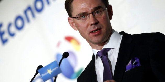 El primer ministro finlandés, Jyrki Katainen, todavía cree que España puede evitar el