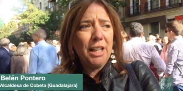 Varios militantes explican por qué apoyan a Pedro Sánchez