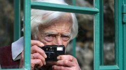 Fallece Marc Riboud, autor de la foto icónica contra la Guerra de
