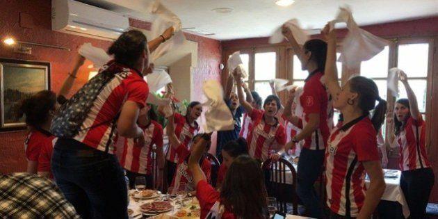 El Athletic de Bilbao le gana la Liga al