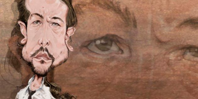Pablo Iglesias: de 'coleta cansada' a la