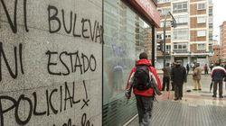 PSOE e IU acusan al Gobierno de utilizar las protestas de Burgos para justificar la ley de