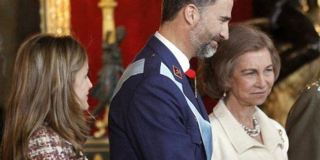 El príncipe Felipe: