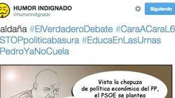 Así sigue Twitter el debate entre Rajoy y