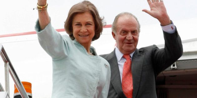 Don Juan Carlos y doña Sofía mantendrán el título de rey y
