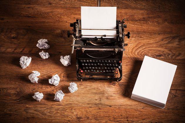 'Escritores en su